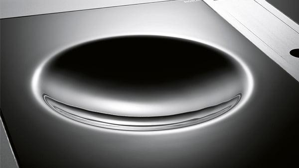 bora edelstahl wok