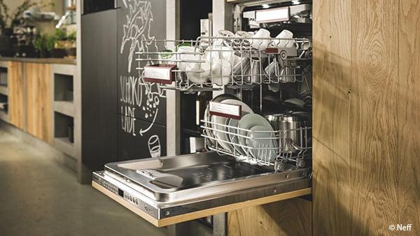 Neff Geschirrspüler Energie spartipps im Küchen Staude Magazin