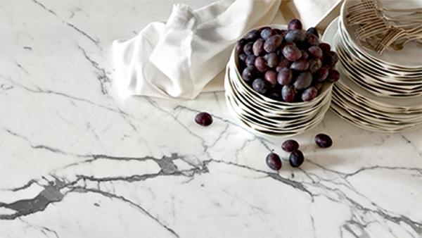 granit arbeitsplatte bei küchen staude