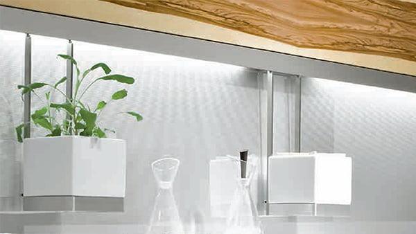 warendorf küche mit licht elementen