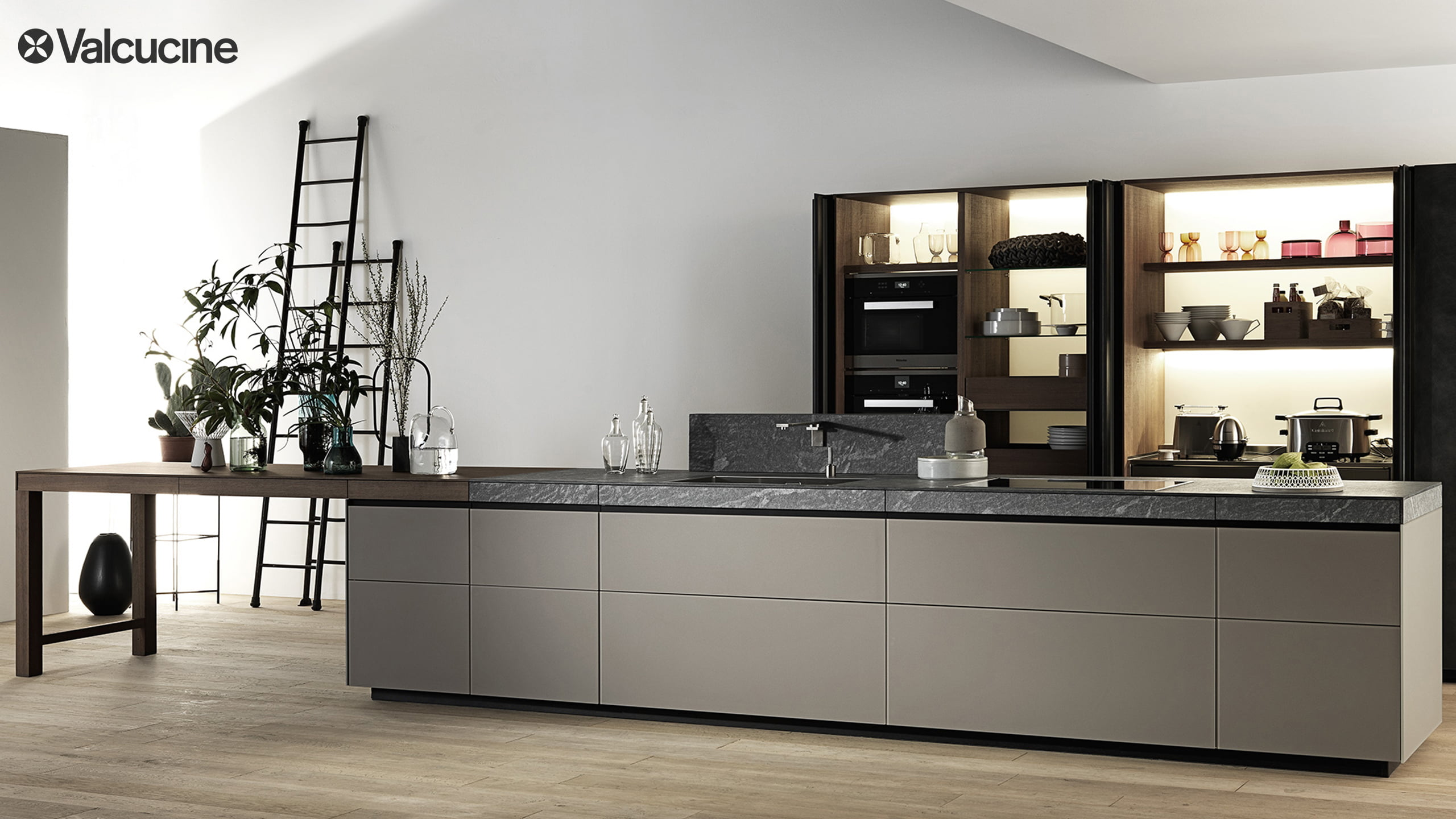 valcucine küchen designs vorgestellt im küchen staude magazin