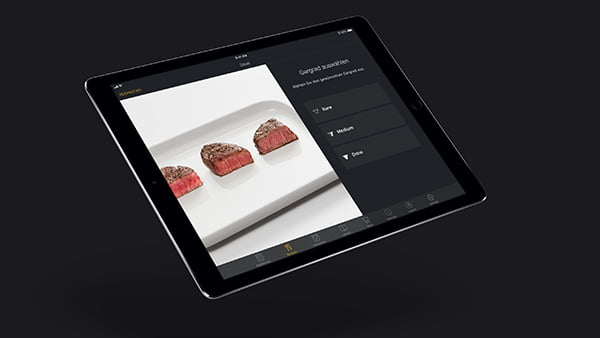 miele conactivity 3.0 smart home funktion auf tablet