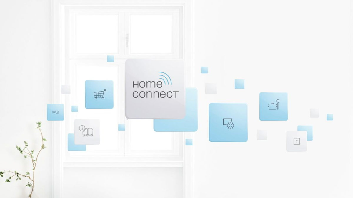 home connect in der küche