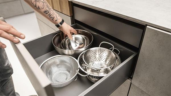 küchenauszug von next125 mit sieben