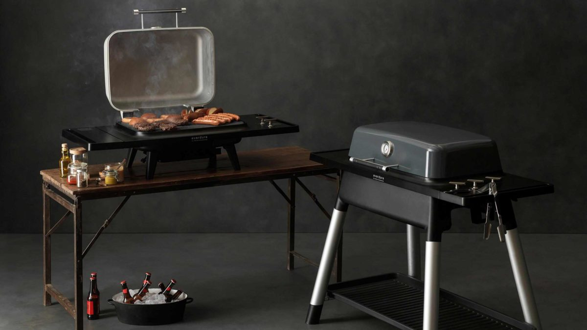 grilltypen am beispiel von everdure grill
