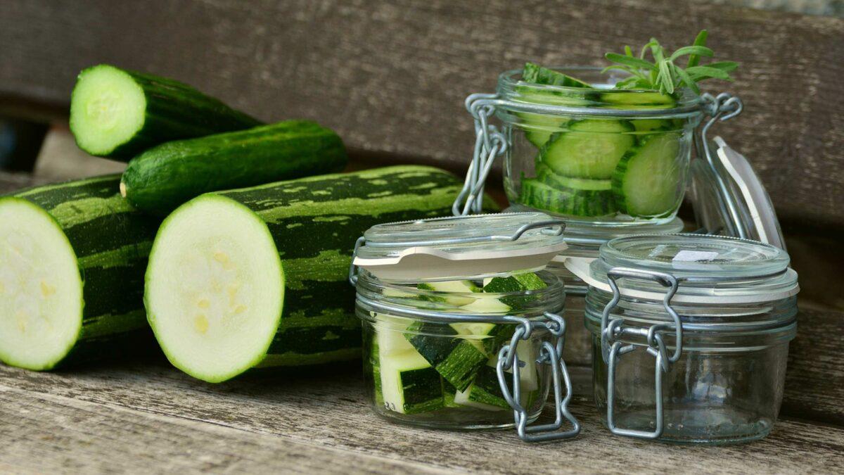 lebensmittel haltbar machen - methoden, tipps, rezepte header im küchen staude magazin