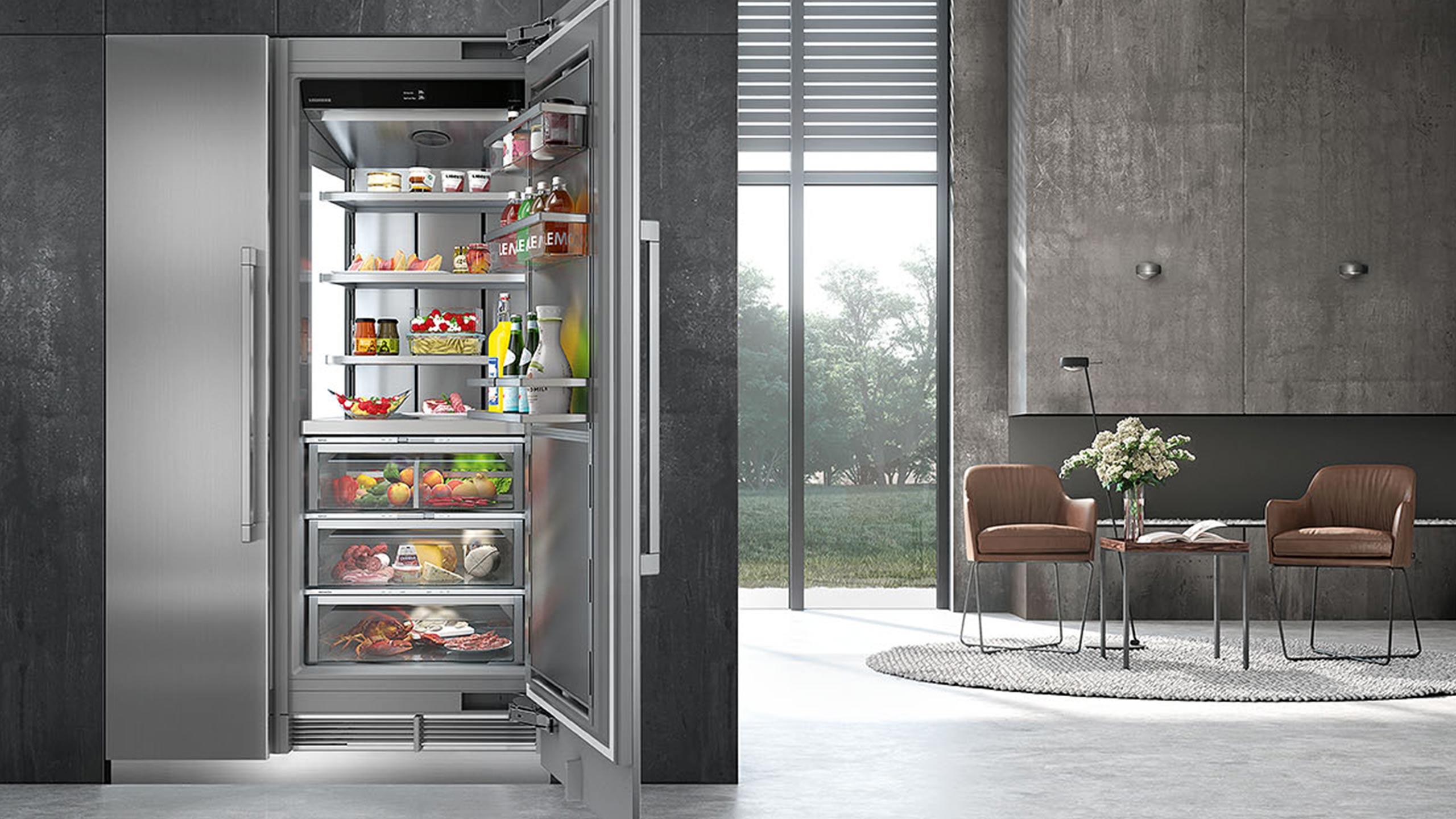 side by side kühlschrank header im küchen staude magazin mit test