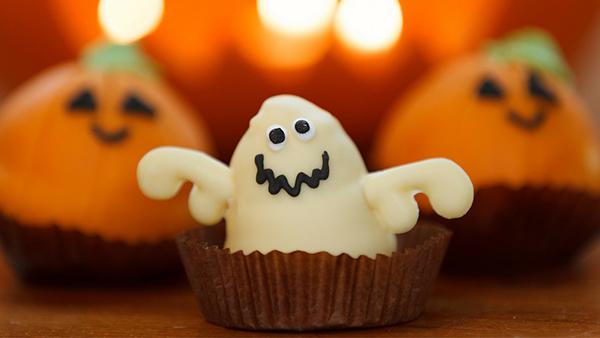 halloween muffin rezept