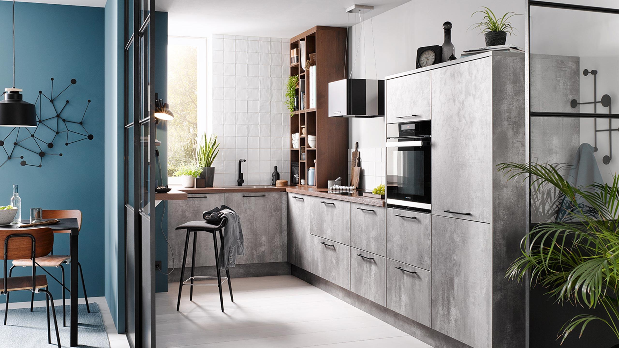 betonarbeitsplatten und fronten header im küchen staude magazin