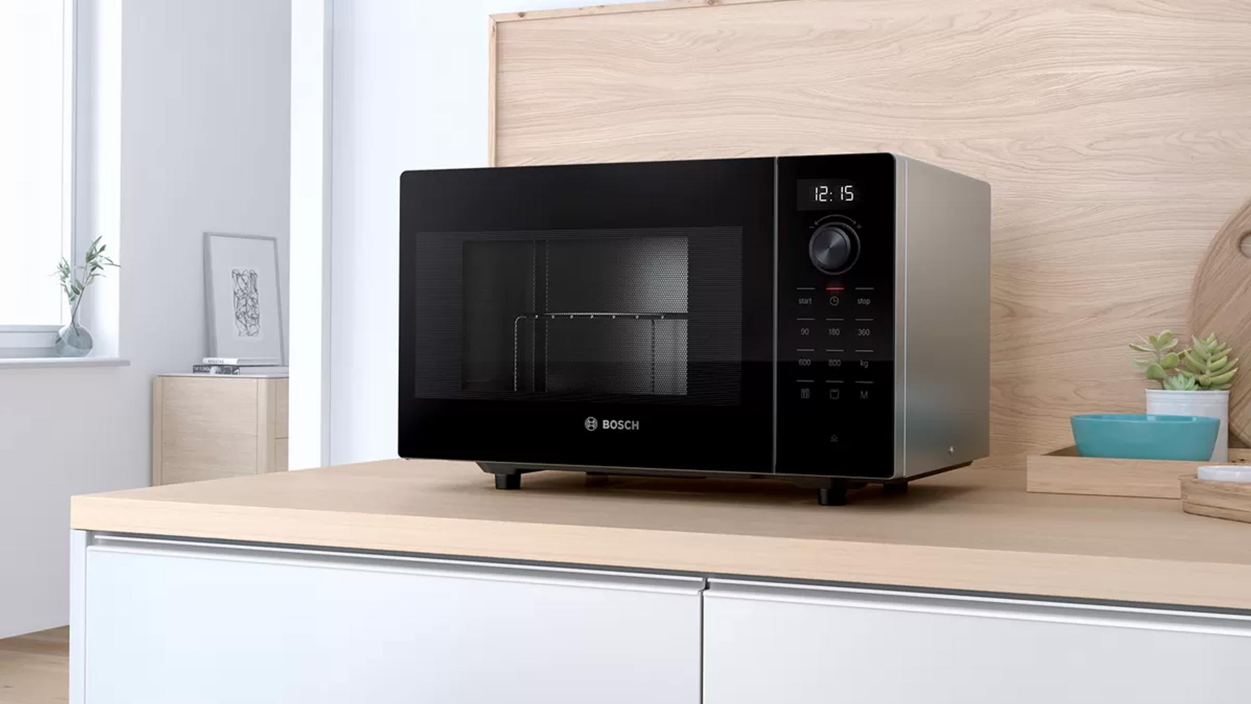 mikrowellen funktionen von a bis z erklärt header mit bosch mikrowelle im küchen staude magazin