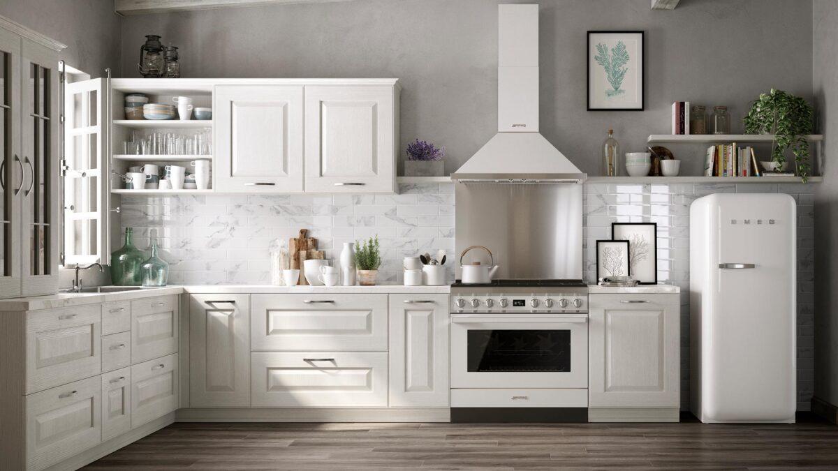 weiße küche mit weißen küchengeräten header im küchen staude magazin