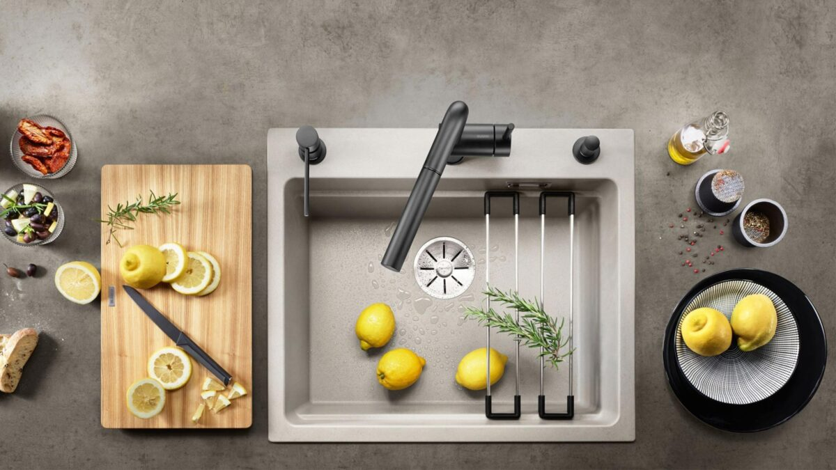 küchenspüle einbau material form im küchen staude magazin header