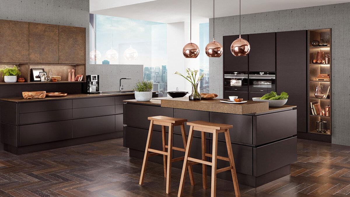metallicküche nobilia header im küchen staude magazin