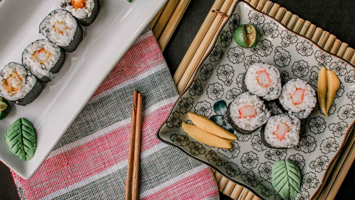 sushi selber machen header im küchen staude magazin