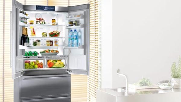 Liebherr Side by Side Kühlschrank mit BioFresh