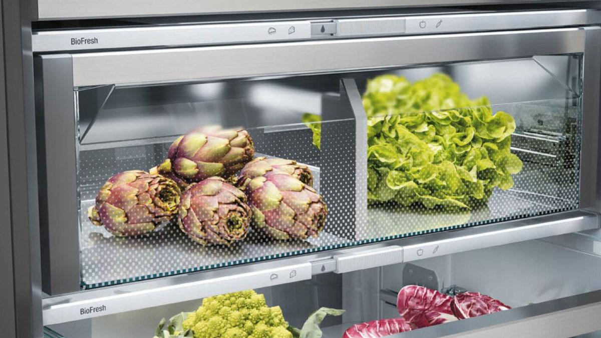 liebherr biofresh kühlschrank