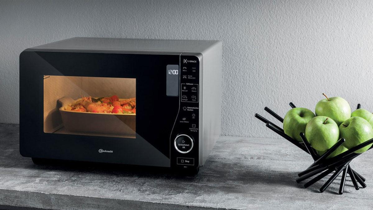 kochen in der mikrowelle am beispiel bauknecht